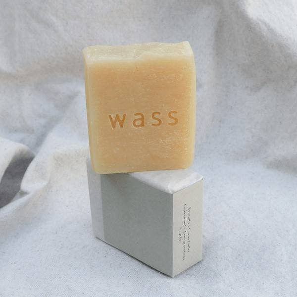 Wass Bar Soap